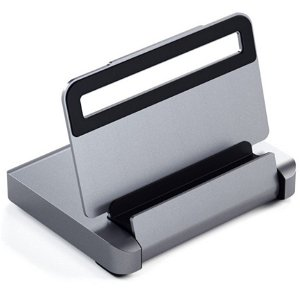 Satechi Aluminium Hub & Stander m. USB-C / USB-A / HDMI - Space Grey