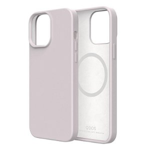 QDOS iPhone 13 Pro Max Touch Pure SNAP Bagside Cover - MagSafe Kompatibel - White Sand