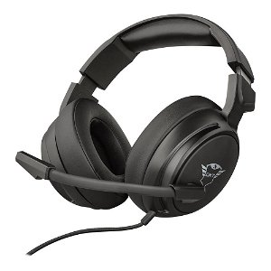 Trust Gaming GXT 433 Over-Ear Gaming Headset - Sort