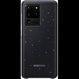 Original Samsung Galaxy S20 Ultra LED Cover EF-KG988CB - Sort