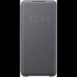 Original Samsung Galaxy S20+ (Plus) LED View Cover m. Pung - EF-NG985PJ - Grå