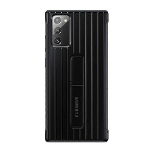 Original Samsung Galaxy Note 20 Protective Standing Cover EF-RN980CB - Black