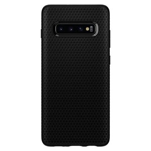 Samsung Galaxy S10 Spigen Liquid Air Cover- Sort