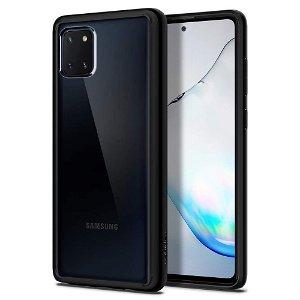 Spigen Ultra Hybrid Samsung Galaxy Note10 Lite Cover - Gennemsigtig