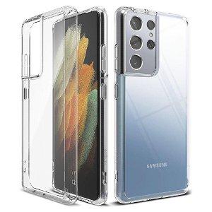 Samsung Galaxy  S21 Ultra Ringke Fusion Cover - Gennemsigtig
