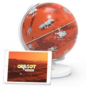 Shifu Orboot AR Globus - engelsk læringslegetøj 6+ - Mars