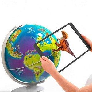 Shifu Orboot AR Globus - engelsk læringslegetøj 6+ - Dinosaurer