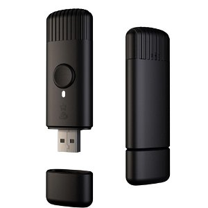 Twinkly Music USB-A Dongle -Sort