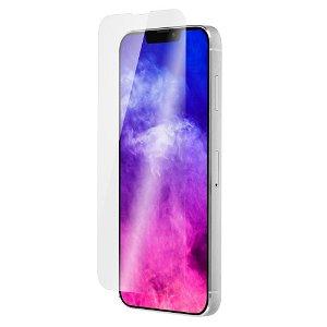 QDOS iPhone 13 Pro Max OptiGuard Glass Skærmbeskyttelse - Case Friendly - Gennemsigtig