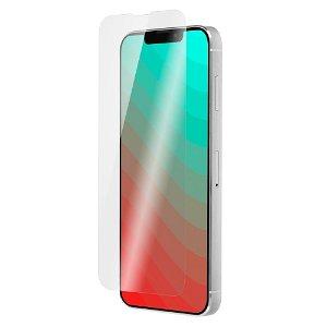 QDOS iPhone 13 / 13 Pro OptiGuard Glass Skærmbeskyttelse - Case Friendly - Gennemsigtig
