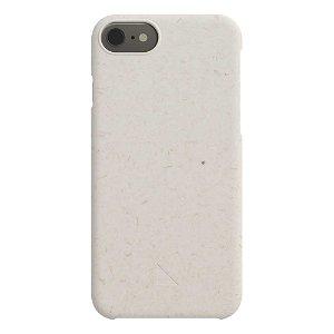 A Good Company iPhone SE (2020) / 8 / 7 100% Plantebaseret Cover - Vanilla White