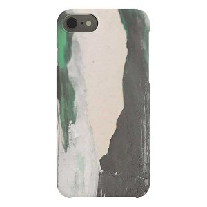A Good Company iPhone SE (2020) / 8 / 7 100% Plantebaseret Cover - Green Paint