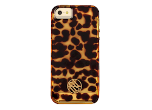 CASE-MATE iPhone 5/5S & SE BT Golden Tort Cover