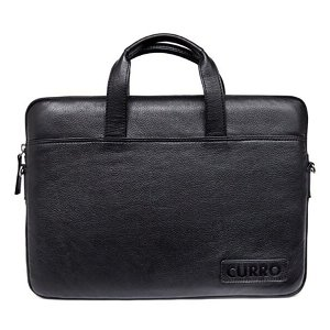 "CURRO Sleeve Travel Bag 14"" - Sort"
