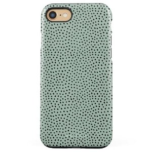 Burga iPhone SE (2020) / 8 / 7 Tough Fashion Cover - Mint Gelato