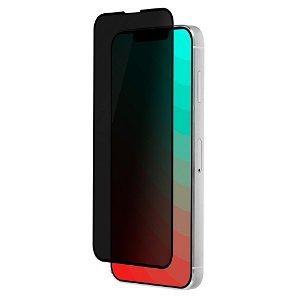 QDOS iPhone 13 / 13 Pro OptiGuard Privacy Glass Skærmbeskyttelse - Gennemsigtig