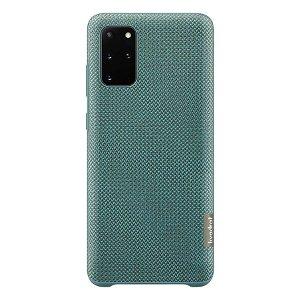 Original Samsung Galaxy S20+ (Plus) Kvadrat Cover - Grøn (EF-XG985FG)