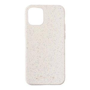 iPhone 12 Mini GreyLime 100% Biodegradable Cover - Hvid