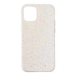 iPhone 12 / 12 Pro GreyLime 100% Biodegradable Cover - Hvid