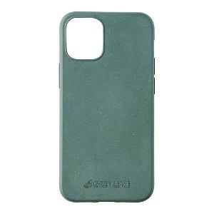 iPhone 12 Mini GreyLime 100% Biodegradable Cover - Grøn
