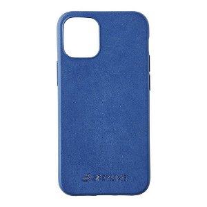 iPhone 12 Mini GreyLime 100% Biodegradable Cover - Blå