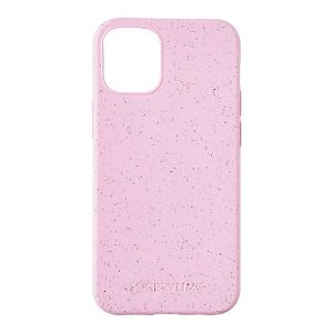 iPhone 12 / 12 Pro GreyLime 100% Biodegradable Cover - Lyserød