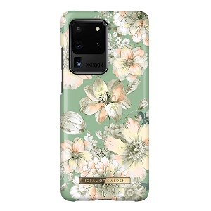 iDeal Of Sweden Samsung Galaxy S20 Ultra Fashion Case Vintage Bloom