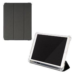 iPad 10.2 (2019) / iPad Air (2019) Tucano Guscio Protective Flip Cover - Sort