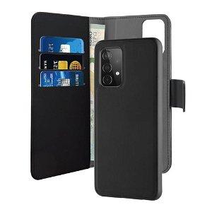 Samsung Galaxy A52s (5G) / A52 (4G / 5G) Flip Cover Puro Wallet Detachable 2-In-1 - Sort