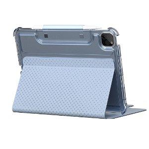 "UAG [U] Lucent Series Cover - iPad Air (2020) / Pro 11"" (2021/2020/2018) - Blue / Gennemsigtig"