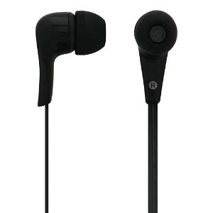 mob:a Høretelefoner In-Ear m. Mikrofon - Sort