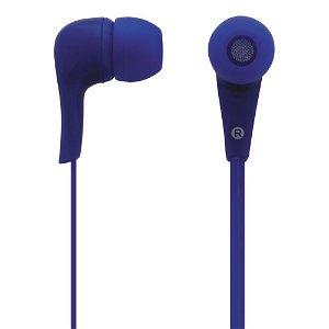 mob:a Høretelefoner In-Ear m. Mikrofon - Blå