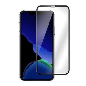 iPhone 11 Pro / Xs / X QDOS OptiGuard Curved Glass Skærmbeskyttelse - Privacy - Sort