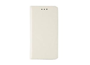 Samsung Galaxy S6 Card Etui Vintage - Hvid