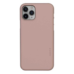 Nudient Thin Case V3 iPhone 11 Pro Bagside Cover - Dusty Pink