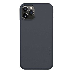 Nudient Thin Case V3 iPhone 11 Pro Bagside Cover - Midwinter Blue