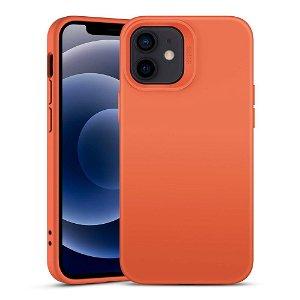 iPhone 12 Mini ESR Cloud Silikone Cover - Orange
