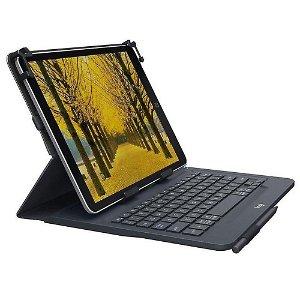 Logitech Folio Keyboard m. Case til 9-10.5'' Tablet (Dansk-Nordisk)