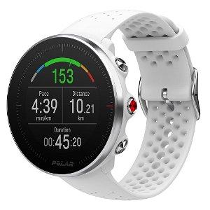 Polar VANTAGE M Fitness Smartwatch m. GPS & Plusmåler S/M - Hvid