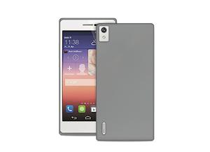 Puro Huawei Ascend P8 Ultra-Slim 0.3 Cover - Sort