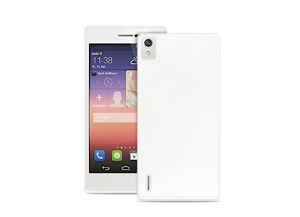Puro Huawei Ascend P8 Ultra-Slim 0.3 Cover - Gennemsigtig