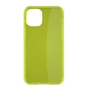 iPhone 12 Mini QDOS Hybrid Neon Cover Grøn