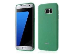 Roar Jelly Cover Samsung Galaxy S7 Edge - Grøn