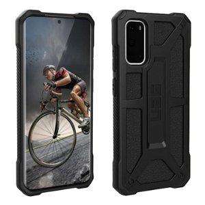 UAG MONARCH Series Samsung Galaxy S20 Cover - Sort