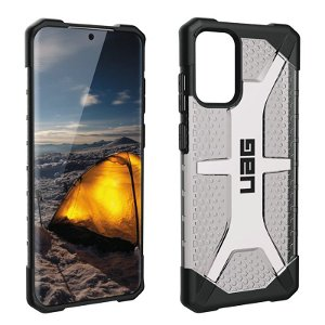 UAG PLASMA Series Samsung Galaxy S20+ (Plus) Cover - Ice - Gennemsigitg