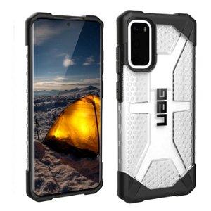 UAG PLASMA Series Samsung Galaxy S20 Cover - Ice - Gennemsigtig