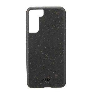 Pela Classic Miljøvenligt Cover Til Samsung Galaxy S21+ (Plus) - Sort