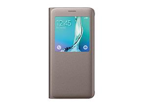 Samsung Galaxy S6 Edge+ S View Cover - Guld