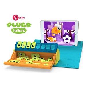 Shifu Plugo - Læringslegetøj på Engelsk - Letters