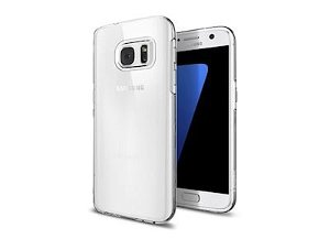 SPIGEN Samsung Galaxy S7 Liquid Crystal Cover - Clear